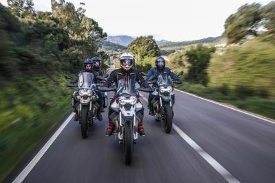 """Moto Guzzi lancia il """"porte aperte del centenario"""""""