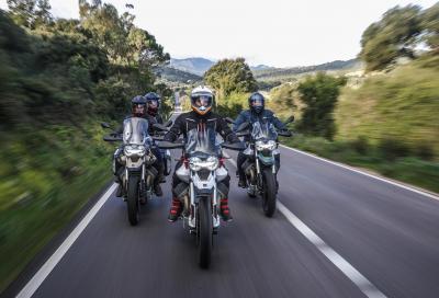 Moto Guzzi lancia il
