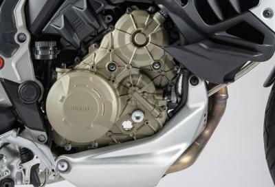 Richiamo per la Ducati Multistrada V4, necessario aggiornare il motore