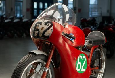 MV Agusta acquista all'asta una rara CSS Racing