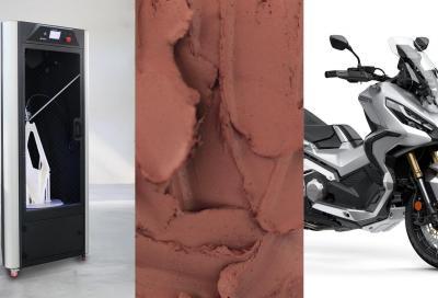 Con la stampa 3D Honda evolve lo sviluppo del design
