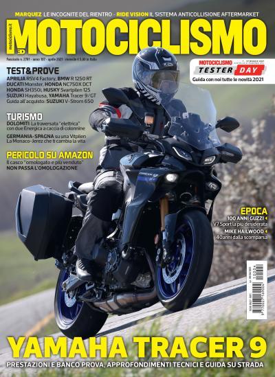 Motociclismo di aprile 2021 è in edicola