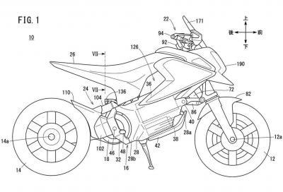 Honda al lavoro su una futuristica Grom elettrica