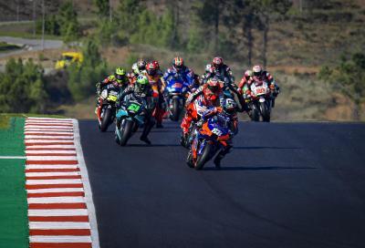 Orari TV MotoGP 2021, Portimão