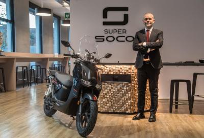 Nuovo assetto societario in Vmoto Soco