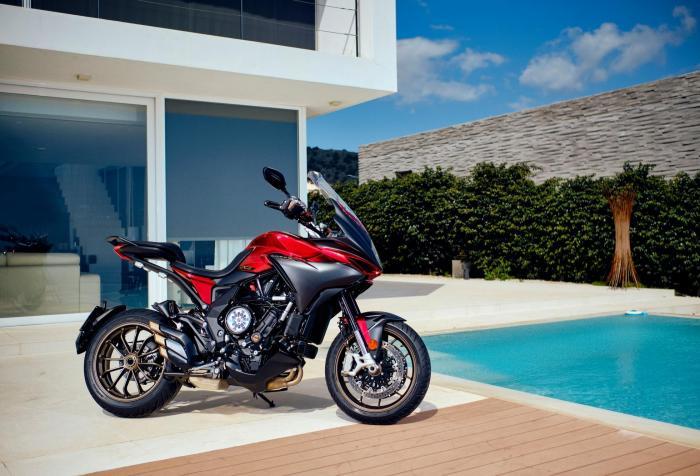 MV Agusta svela la gamma Turismo Veloce 2021