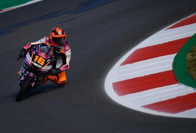 Moto3: è di Migno la pole position a Portimão