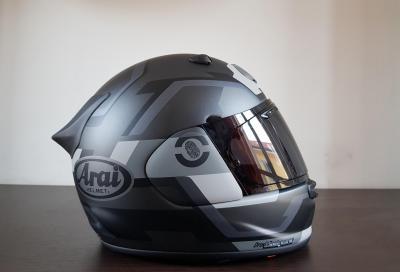 Quantic, il nuovo casco sport touring di Arai