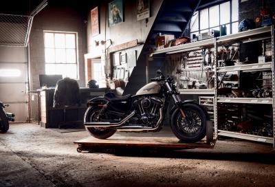 Harley-Davidson Originals: il programma per l'usato garantito