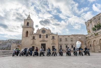 Aperte le iscrizioni alla Moto Guzzi Experience 2021