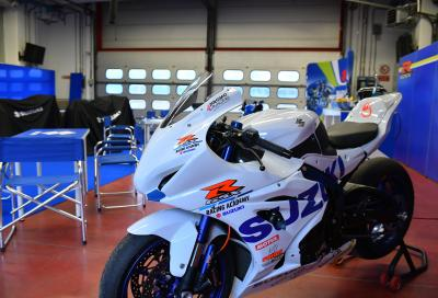GSX-R Racing Academy: al via le iscrizioni