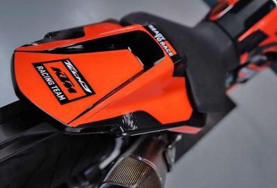 KTM 890 Duke Tech 3 Limited Edition, sognando la MotoGP