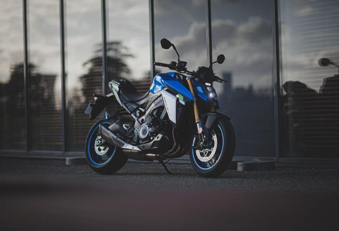 Nuova Suzuki GSX-S1000, più potente e più muscolosa