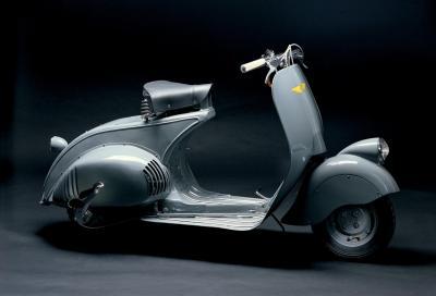Auguri Vespa! Storia, modelli e immagini dal 1946 a oggi