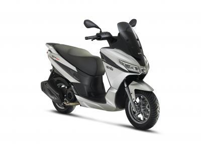 Aprilia presenta il nuovo SXR 50