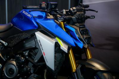 """""""Le linee della nuova GSX-S1000 sulle Suzuki del futuro"""""""