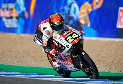 Moto3: terza pole consecutiva a Jerez per Suzuki