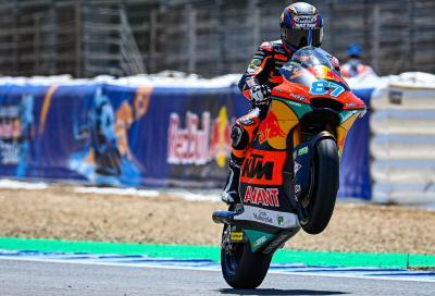 Moto2: pole e record della pista per Gardner al GP di Spagna
