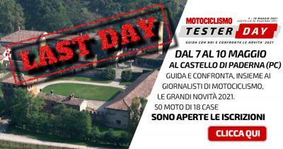 Ultimo giorno per iscrivervi a Tester Day! Ancora pochi posti disponibili