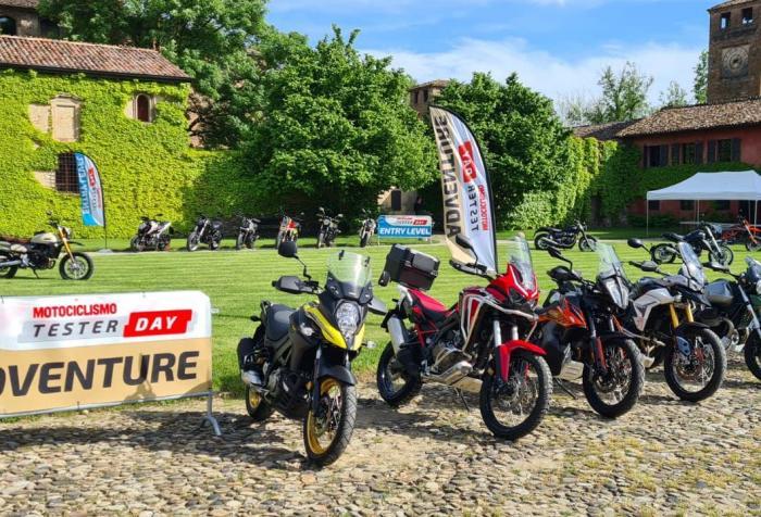 Tester Day, al via la grande festa della moto