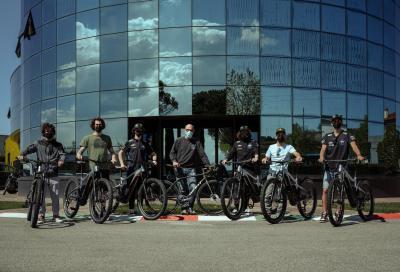 Al via la collaborazione tra Giant e VR46 Riders Academy