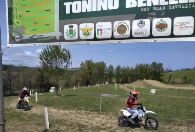 Junior Camp Tonino Benelli, inaugurata a Tavullia la nuova pista