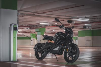 ER10, la nuova moto elettrica di Voge