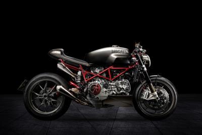 """Ducati Monster S4RS, caffè """"Ristretto"""""""