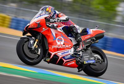 Con una zampata finale Zarco si aggiudica le FP2 di Le Mans