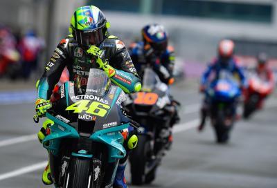"""Rossi: """"Un passo avanti. A Le Mans preferivo una gara full wet"""""""