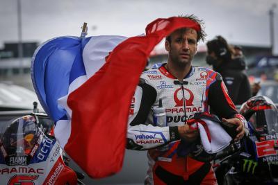 """Zarco: """"Grande feeling con la moto. Peccato per la partenza del GP"""""""