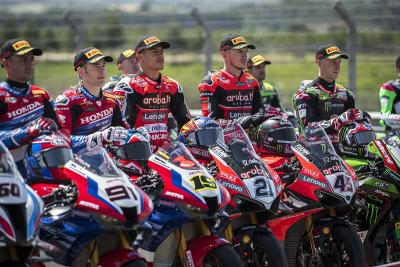 Orari TV Superbike 2021, Aragon