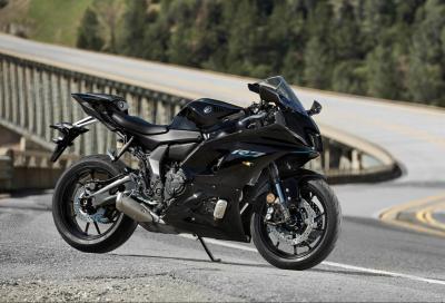 Yamaha R7 2022: ecco la nuova sportiva di Iwata