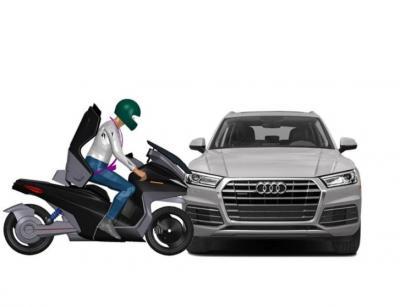Cinture di sicurezza per moto