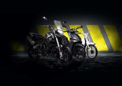 Motron Motorcycles sta arrivando. I primi modelli già in vendita