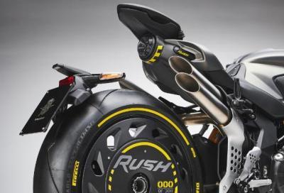 Il prezzo della nuova MV Agusta Rush 2021
