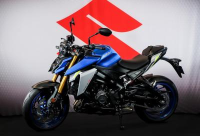 Suzuki: nel 2020 cala il fatturato, ma aumenta l'utile