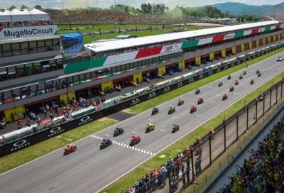 Orari TV MotoGP 2021, Mugello