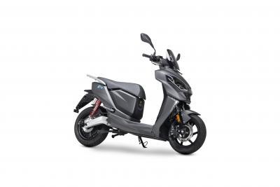 Lifan E4, nuovo scooter elettrico