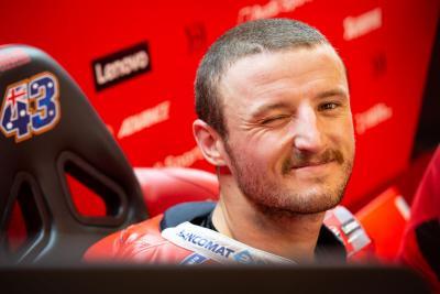 """Miller: """"Quanti clown in MotoGP, compreso uno che ha vinto 9 titoli"""""""