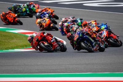 Orari TV MotoGP 2021, Catalunya
