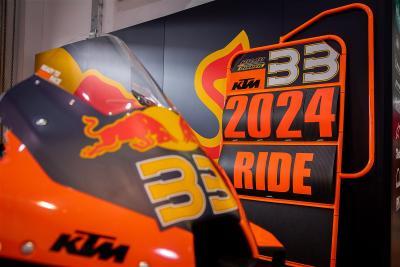 Binder con KTM fino al 2024