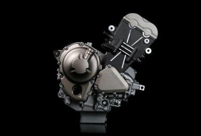 In arrivo un nuovo tre cilindri di 800 cc da Zontes