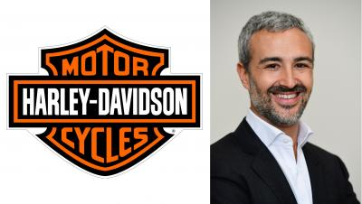 Harley-Davidson nomina Francesco Vanni come Managing Director