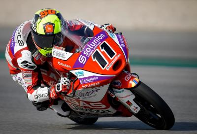 Moto3, Barcellona: Garcia vince al fotofinish su Alcoba