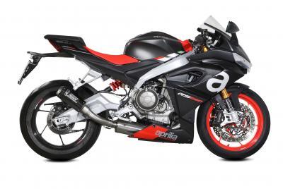 Le proposte Mivv per Aprilia RS 660
