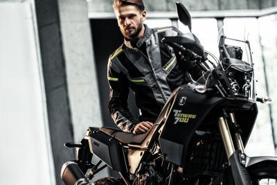 Spyke AirMaster, la nuova giacca estiva