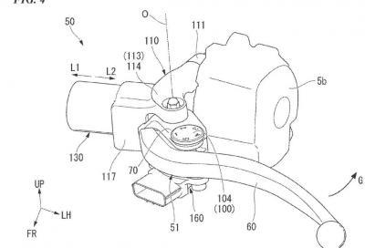 Honda brevetta la frizione elettronica