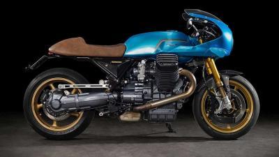 Moto Guzzi 100th Anniversary Project, 1.700 cc di muscoli