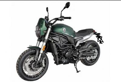 """La Benelli Leoncino 800 2021 è """"maggiorata"""". Lo stesso motore sulla nuova TRK 800?"""